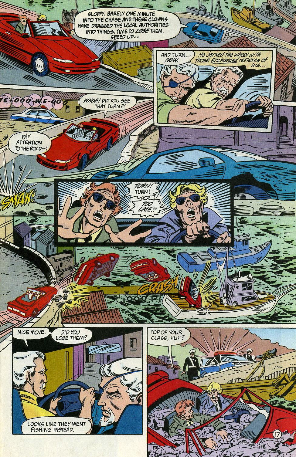 Deathstroke (1991) Issue #2 #7 - English 21