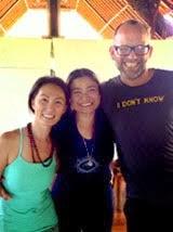 Jo Phee, Yuni & Joe Barnett