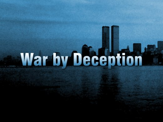 war by deception draft2 UNVEILING THE MATRIX