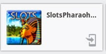Slots Pharaohs Way Home Icon