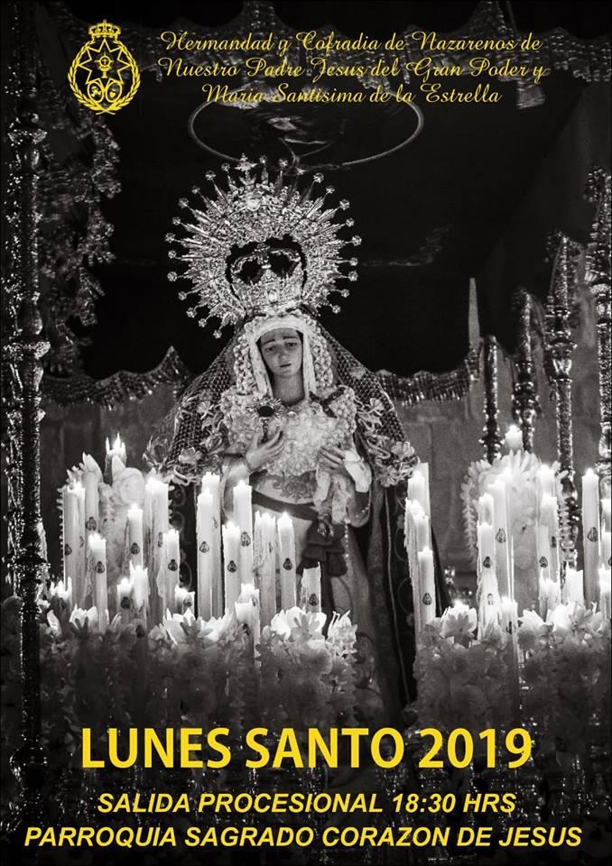 CARTEL MARÍA STSMA DE LA ESTRELLA