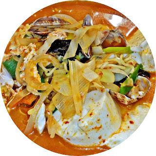 55 Beonji Ramen - Sundubu Ramen (순두부 라면) | www.meheartseoul.blogspot.sg