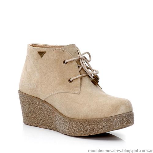 Botas LAdy Stork zapatos coleccion invierno