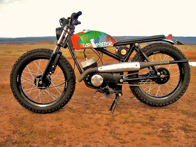 1969 Kawasaki G3TR