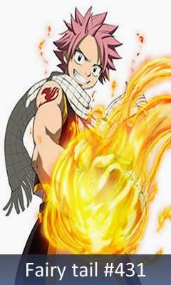 Leer Fairy Tail Manga 431 Online Gratis HQ