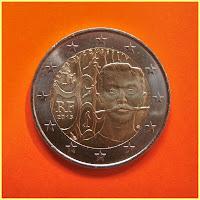 2 Euros Francia 2013