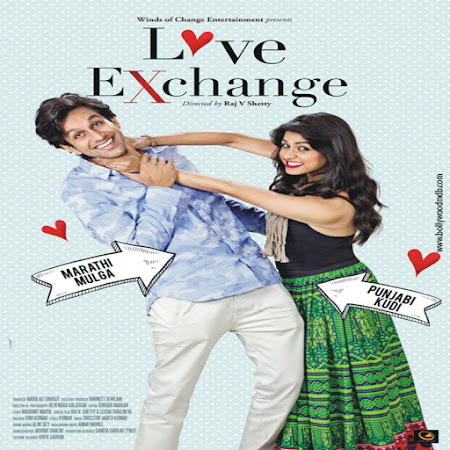 Poster Of Hindi Movie Love Exchange (2015) Free Download Full New Hindi Movie Watch Online