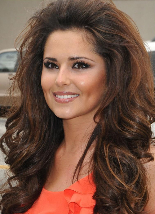 Cheryl Cole Haircuts 11