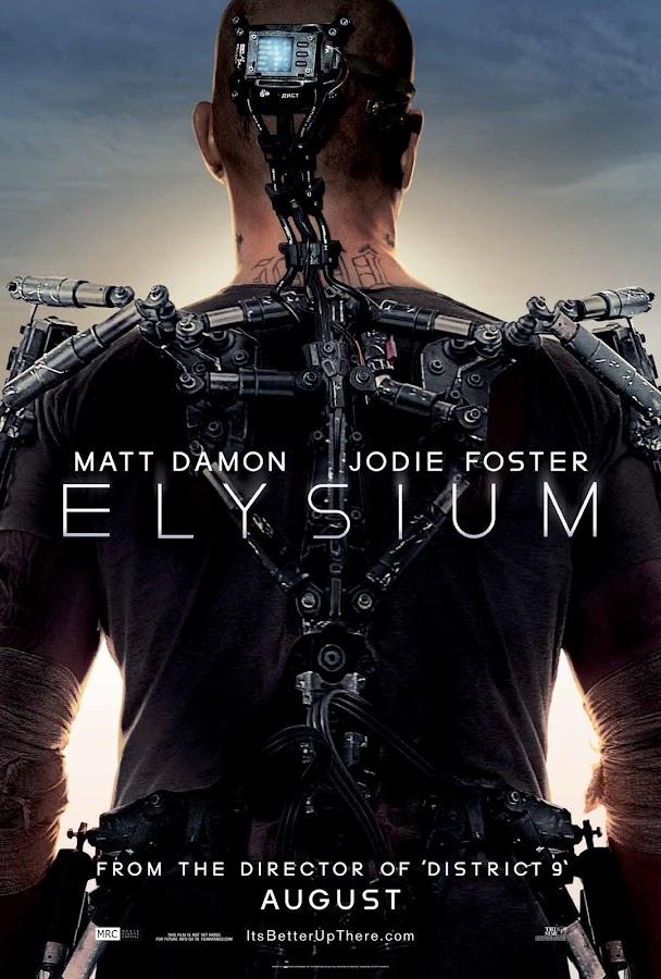 ตัวอย่างหนังใหม่ : Elysium ซับไทย poster