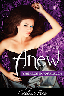 Anew by Chelsea Fine Cover Reveal!
