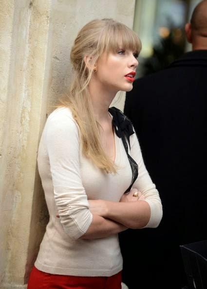 Taylor Swift - artis seksi hollywood