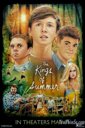 Mùa Hè Bá Đạo The Kings Of Summer