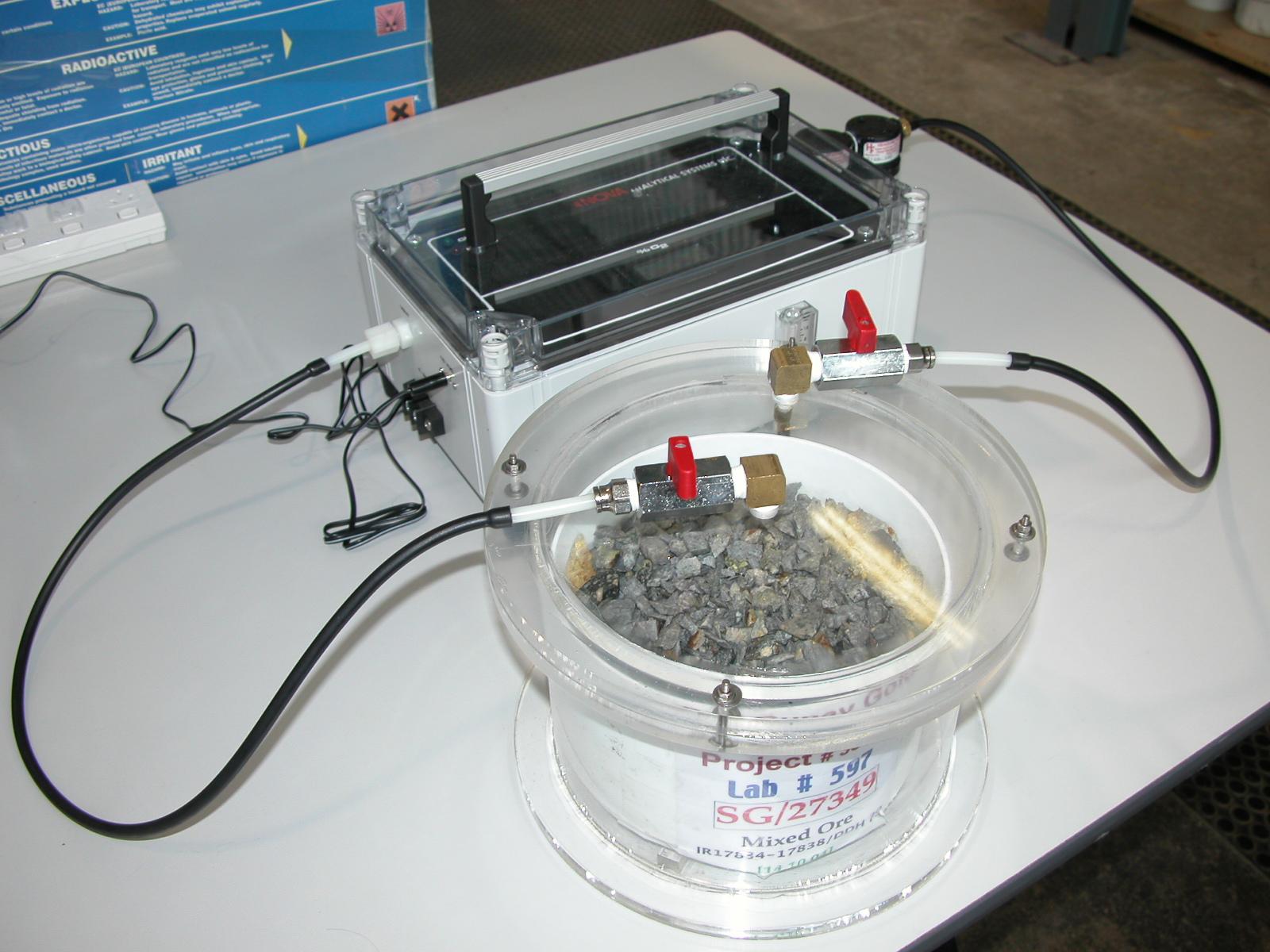 Soil Gas Analysis Ground Level Gas Analysis