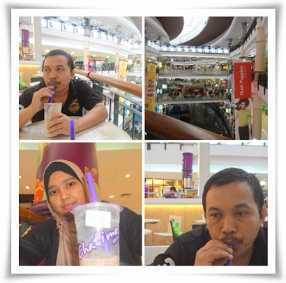 SERI KEMBANGAN : CHAT TIME @ MINES SHOPPING MALL