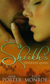 The Desert Sheikh's Innocent Queen - Porter/Monroe