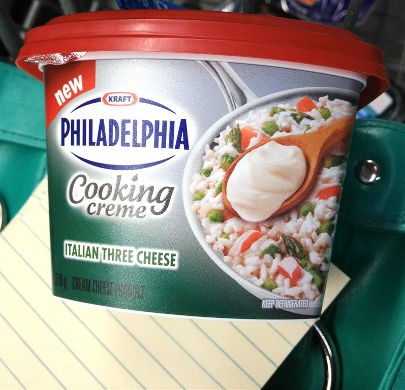 how to make philadelphia cooking creme