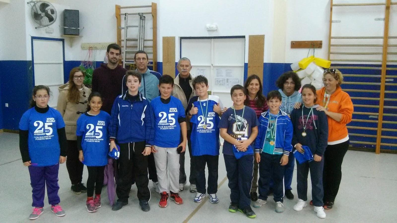 Club baloncesto puerto real torneo 3x3 en el colegio - Colegio arquitectos cadiz ...