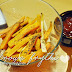 Recipe: Carrot fries