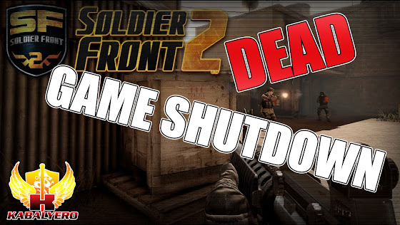 Aeria Games Soldier Front 2 Dead ★ Game Shutdown ★ Special Force 2 Philippines Soon