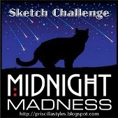 Midnight Madness Monthly Sketch Challenges!