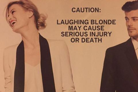 BloomingDales Date Rape Ad