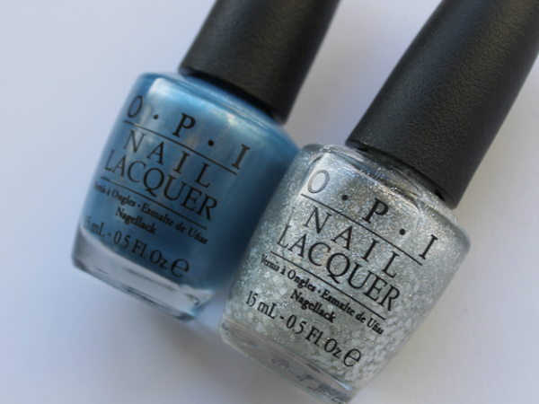 OPI | Dining all frisco & Pirouette my whistle.