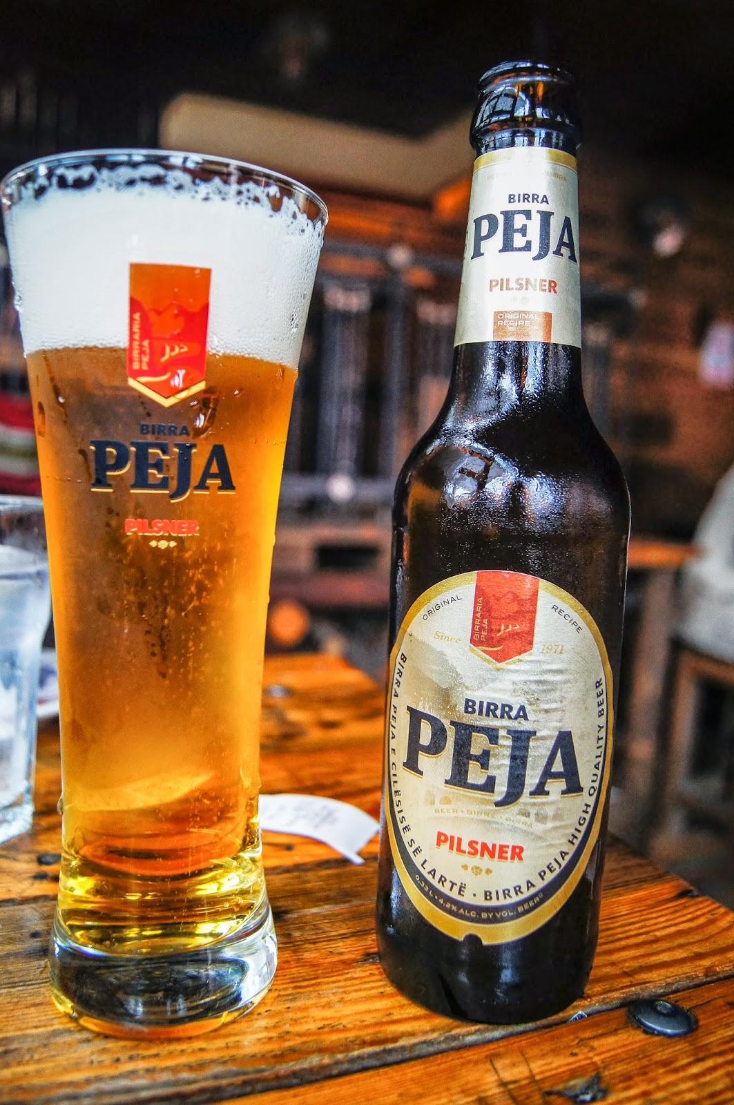 peja beer