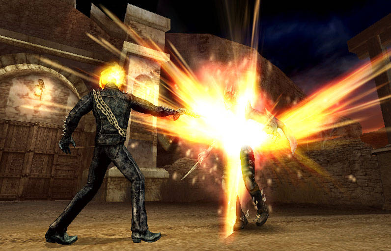ghost rider 3d game free download for pc full version
