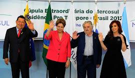 Cumbre Extraordinaria del Mercosur