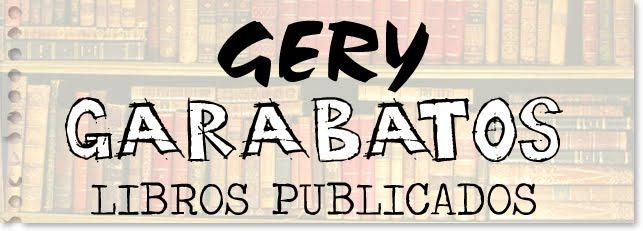 Gery Garabatos Books