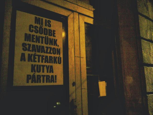 MKKP, Magyar Kétfarkú Kutya Párt