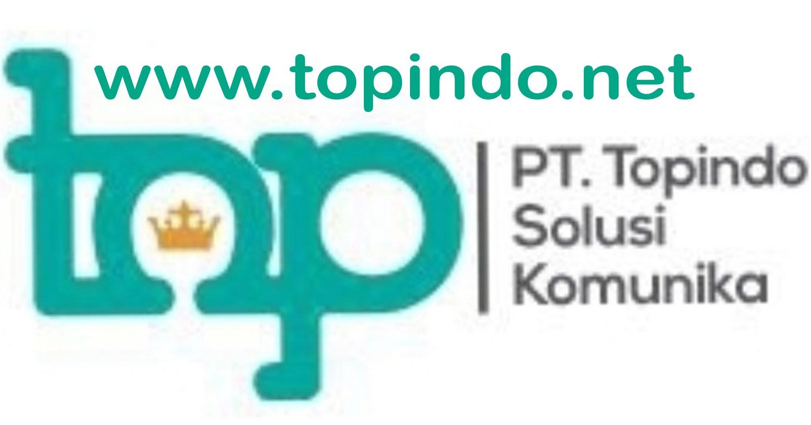 PULSA MURAH |  PT. TOPINDO SOLUSI KOMUNIKA