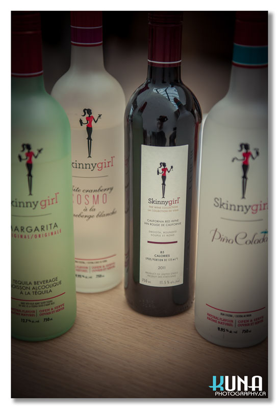 Skinnygirl cocktail at mine and yours and posing in vintage blogging event