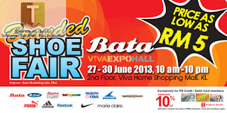 Bata Branded Shoe Fair 2013