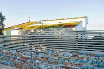 12 Inspirasi Rumah Dengan Green Roof 10