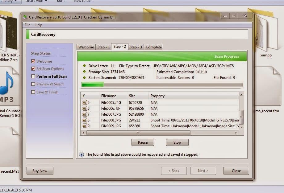 Cara Mengembalikan File Yang Sudah Terhapus Di Memory Card Hp