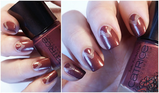 Nail Vinyls and Catrice Viennart