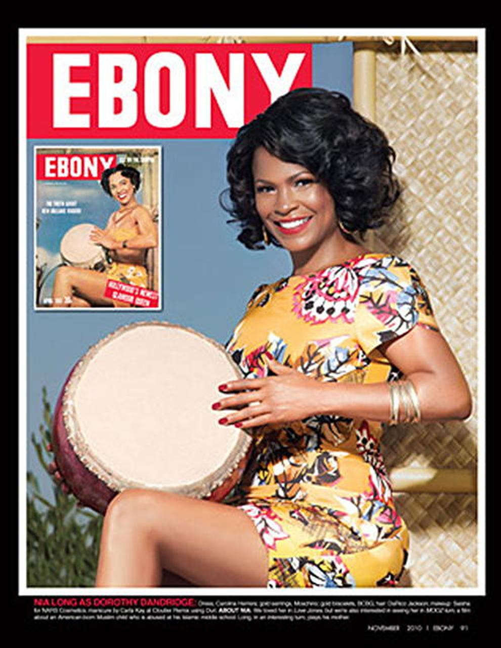 Carmen jones ebony
