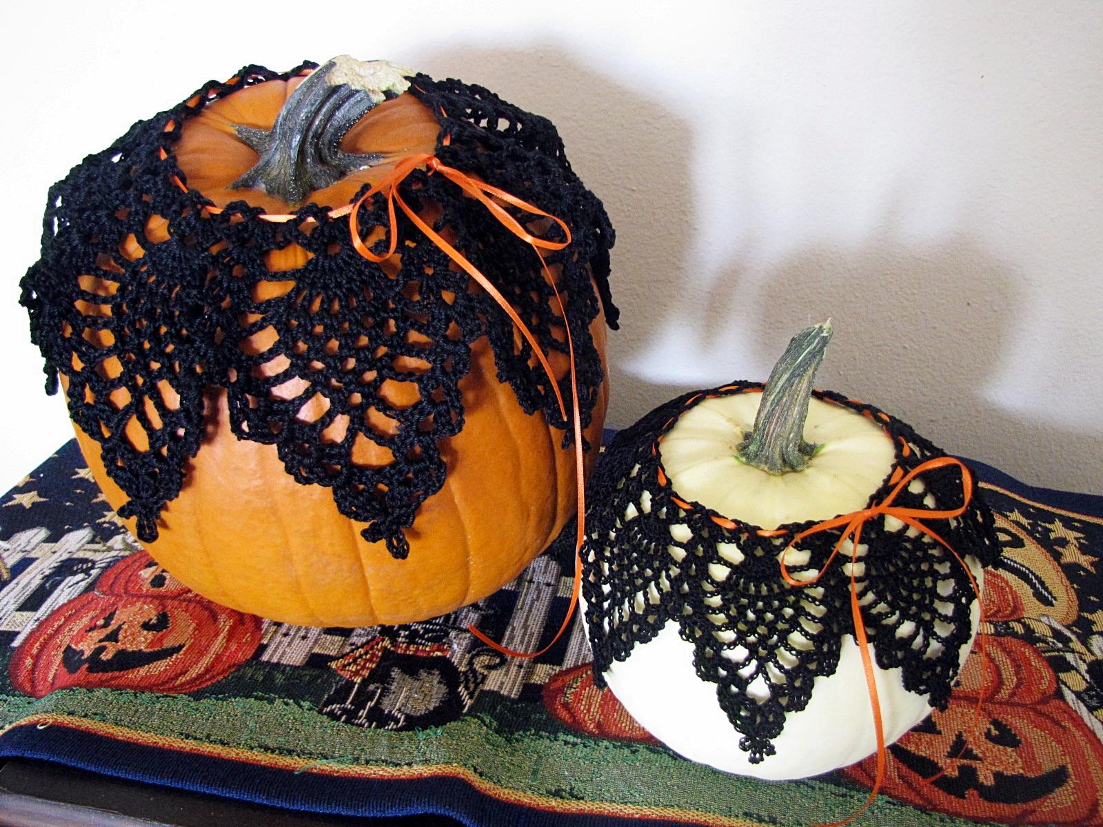 Bellacrochet Pineapple Pumpkin Lace A Free Crochet Pattern For You