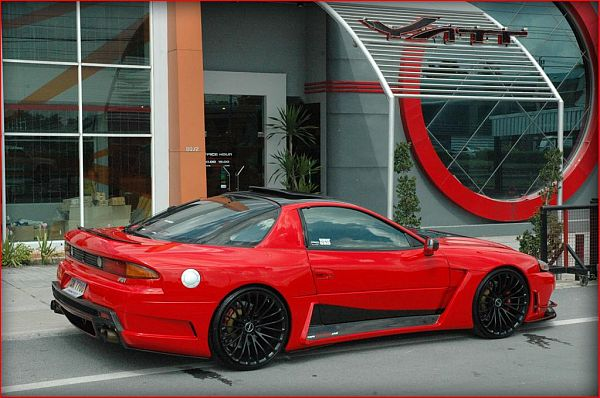 Cars Pictures And Wallpapers Modified Mitsubishi 3000gt