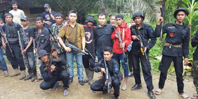 Kelompok Bersenjata Din Minimi menyerah, aparat keamanan tetap waspada