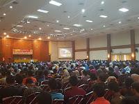 Wow ! 1.234 Siswa Ikuti Try Out USM PKN STAN 2016 Bimbingan Stan Adzkia