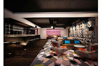 Retro and Gothic Concept from QT Sydney Hotel