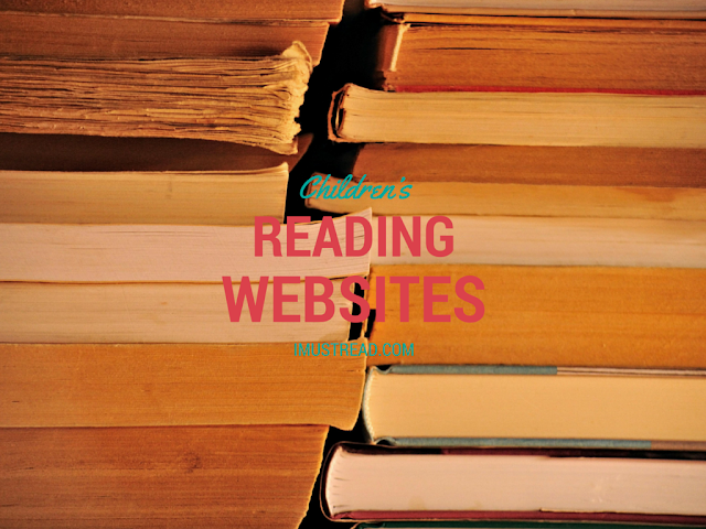 List of best reading websites for kids