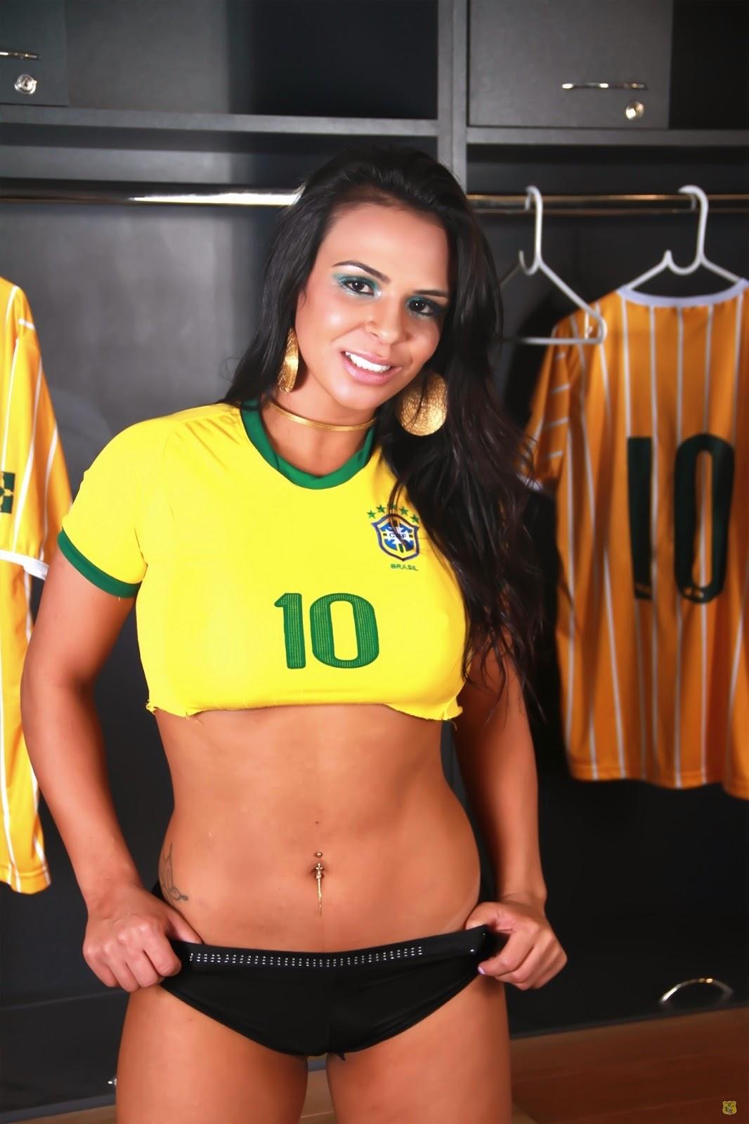 Chris - Musa do Brasiliense Futebol Clube