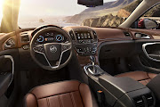 Buick has launched the 2014 Regal at the New York International Auto Show.
