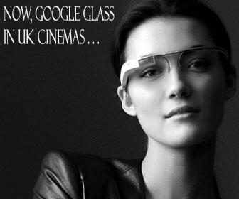 Google Glass Dilarang di Bioskop Inggris