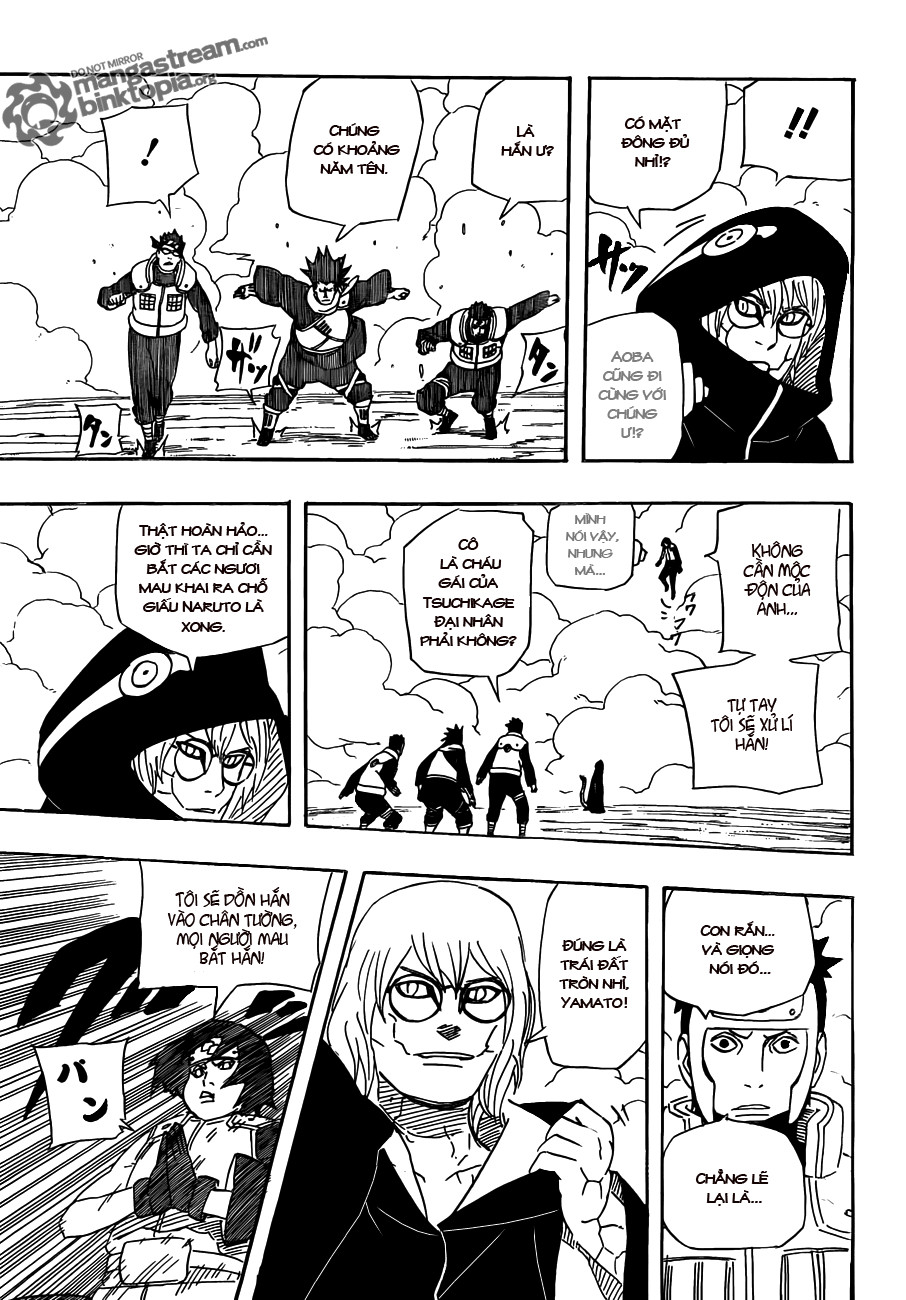 Naruto chap 514 Trang 7 - Mangak.info