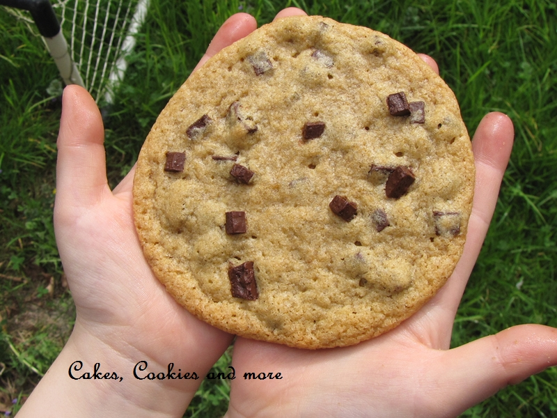 Riesen Chocolate Chip Cookie