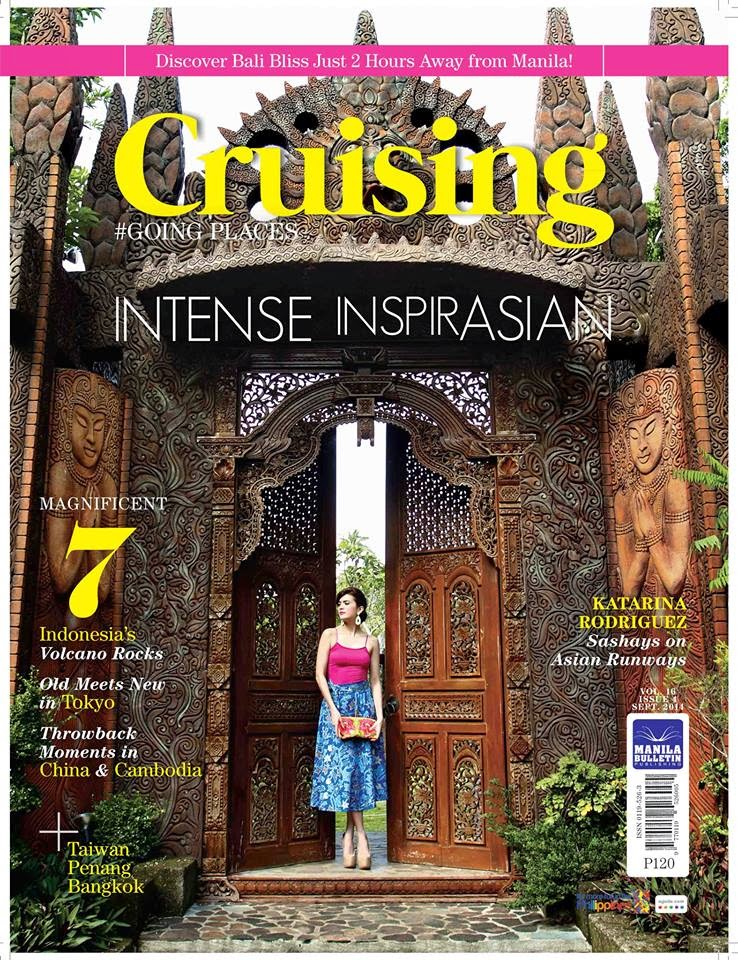 Check out my articles on Hanakazu and Korea Garden in Manila Bulletin's Cruising Magazine!